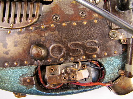 OSScaster electric guitar OSS detail Picture