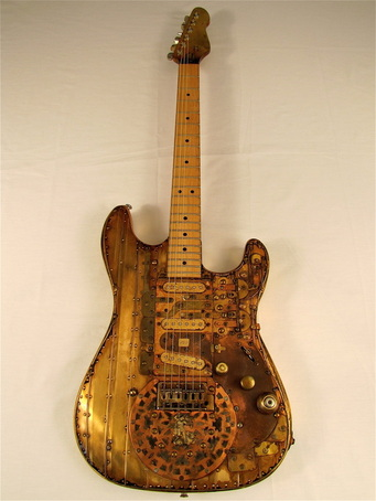 Angel 199 guitar full front Picture