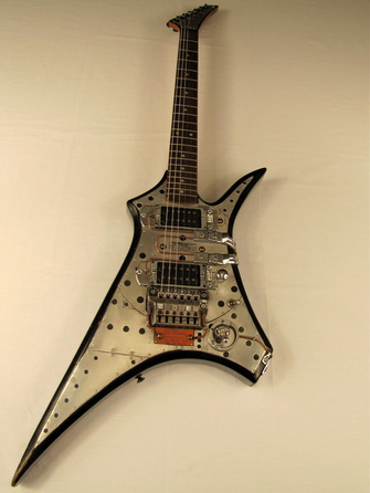 ACME electric guitar full front Picture