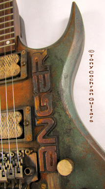 Tony Cochran ANGER63 guitar #63 right frontPicture