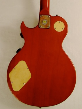 Lidia guitar body back Picture