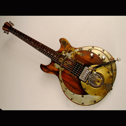 Picture Radiocaster guitar