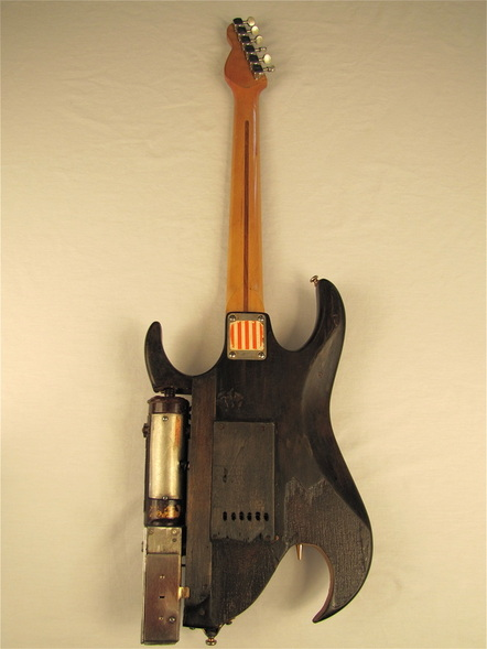 Jynx guitar full back Picture
