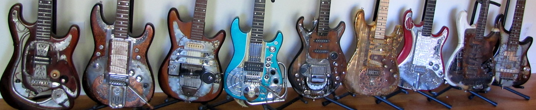 Guitar sale by Tony Cochran  Picture